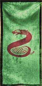 Gwynedd flag