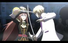 Marika ~ Beginner Swordsman