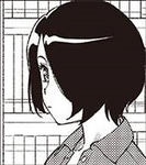 Syoko Kobayashimaru (Movie Manga Character Intro)