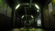 New Okuhama Airport - Underground