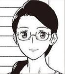 Izumi Yunomoto (Movie Manga Character Intro)