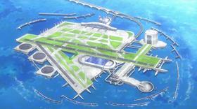 New Okuhama Airport