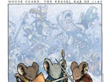 Mouse Guard: Weasel War of 1149