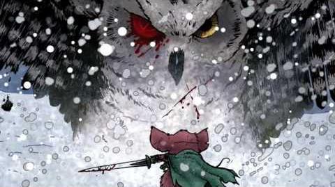 Mouse Guard Trailer