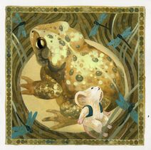 MGAlphabet-Frog