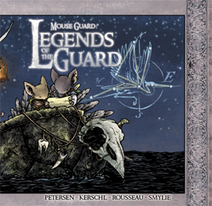 Legends Volume 1 Issue 4