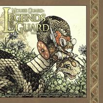 Legends Volume 3 cover