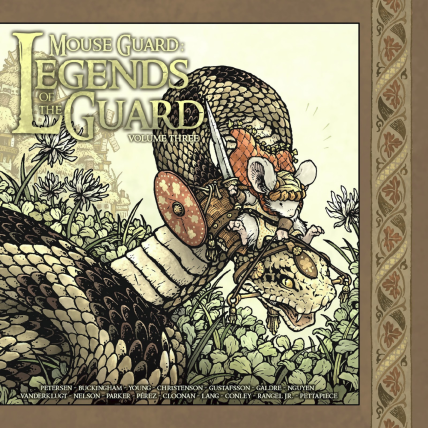 Legends Volume 3 cover