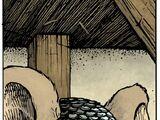 Mouse Guard: Swords & Strongholds, настольная игра