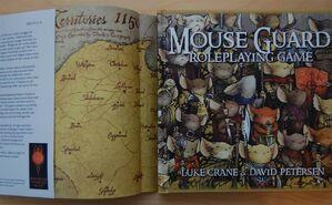 MG RPG Book 1e open
