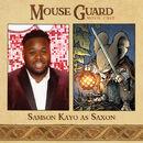 Cast Saxon