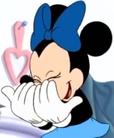 Minnie giggle