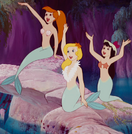 Mermaids of the Lagoon