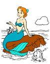 Disney wendy mermaid by jigglepuff6