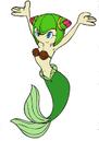 Cosmo the Seedrian Mermaid