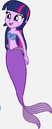 Twilight Sparkle Mermaid