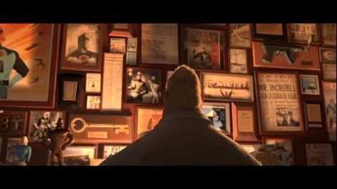 The Incredibles 2004 - Theatrical Trailer 2