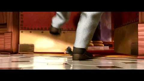 Ratatouille 2007 - Teaser Trailer