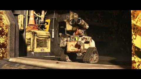 WALL•E 2008 - Theatrical Trailer 1