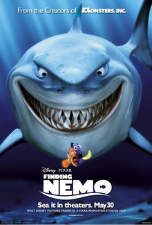Finding Nemo Poster 4