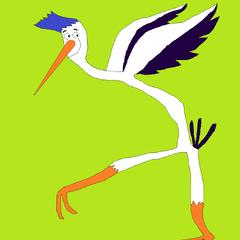 <b>Stinky (stork)</b>