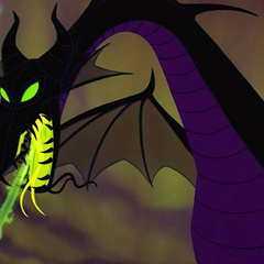 Arrow's Henchmen of Dragon from Sleeping Beauty 2014 Syfy