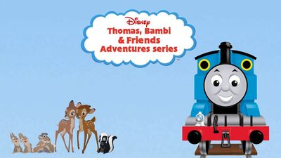 Thomas bambi and friends dltberkshire parody by georgegarza01 dbxhppr-fullview