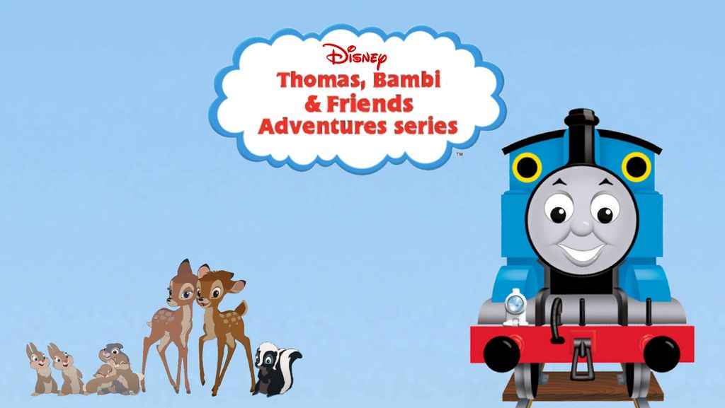 Thomas Bambi and Friends Adventure Series (2019 Film