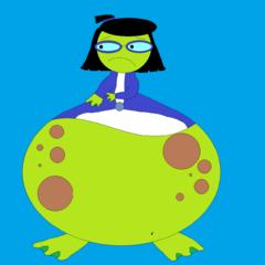 Phoebe (bullfrog)