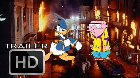 The Rival Of Donald Duck trailer (REMAKE) 2