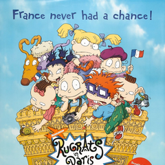 Rugrats in Paris: The Movie (without Tom and Jerry)