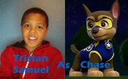 Tristan Samuel as Chase