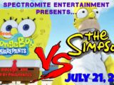 The Simpsons vs. SpongeBob SquarePants