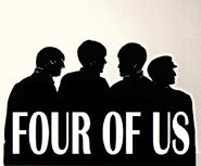 Four Of Us new logo