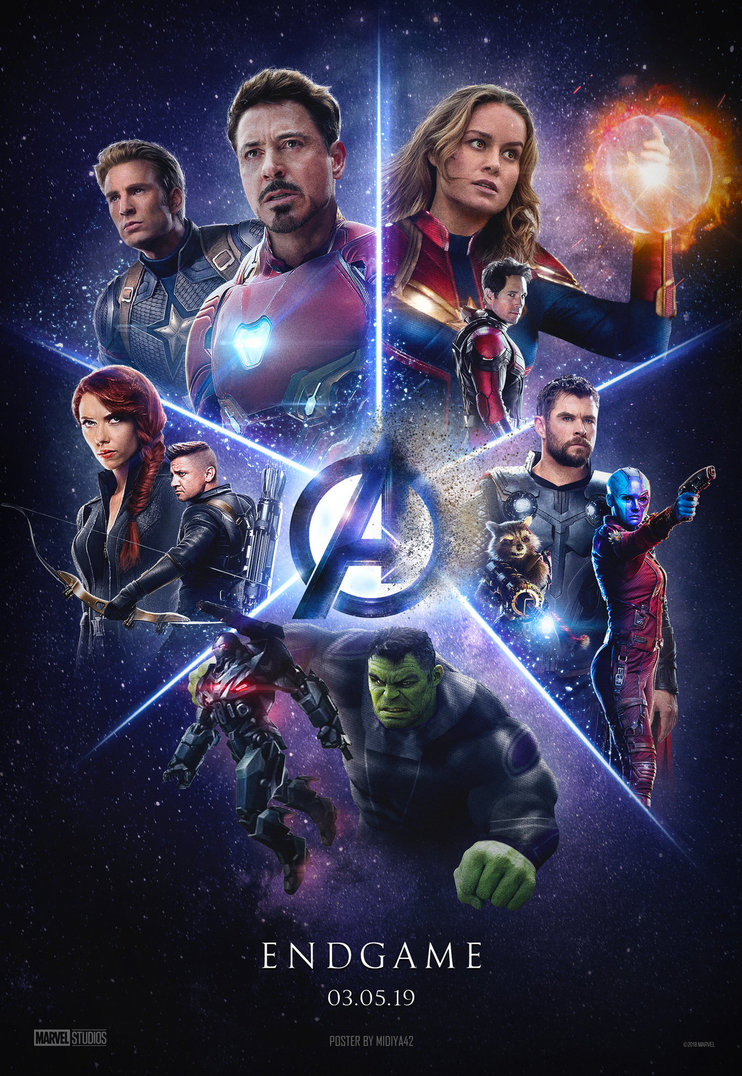 Avengers Endgame Movie Wiki
