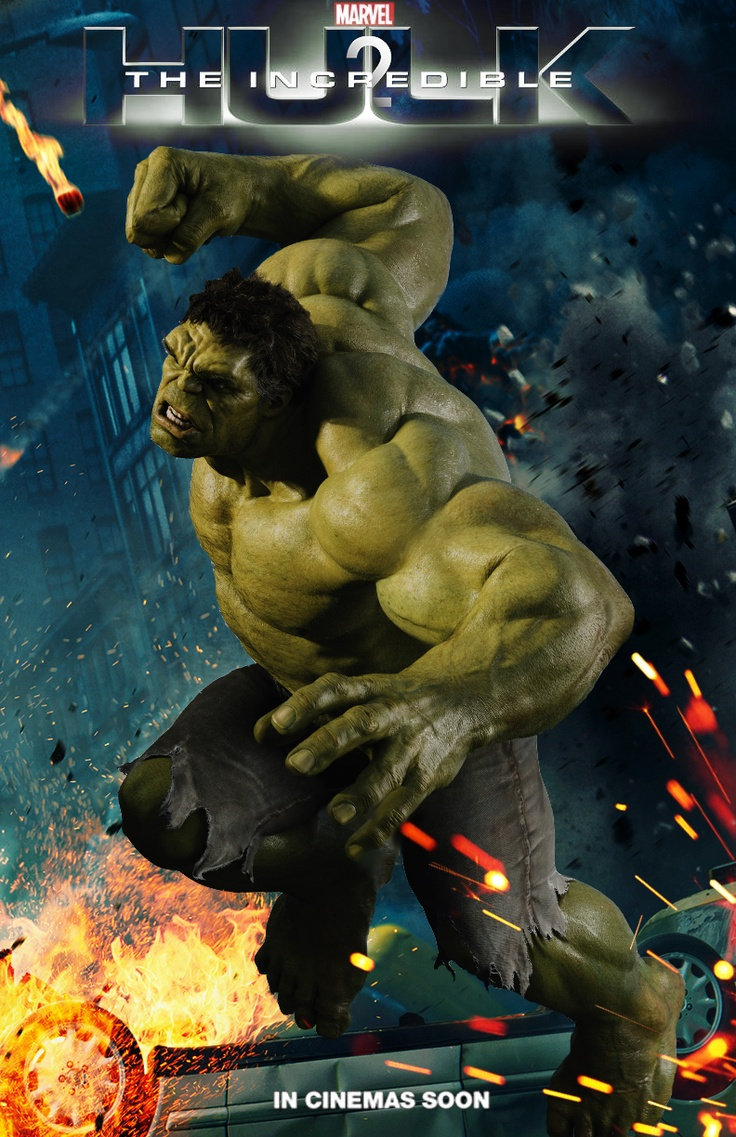The Incredible Hulk 2 Movie Ideas Wiki Fandom Powered By Wikia