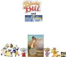 Blinky Bill and The Magic Pudding Poster