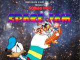 Donald Duck in Space Jam