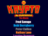 Krypto the Superdog: The Movie (2020 film)
