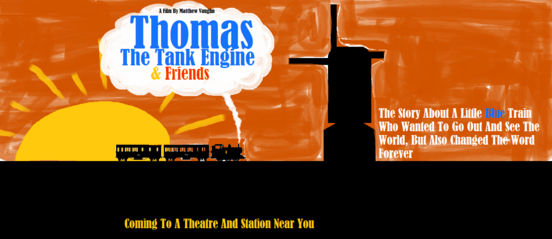 Thomas The Tank Engine & Friends Promo pic fanmade