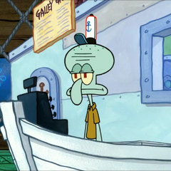 <i><b>Squidward</b></i>