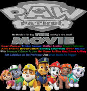 PAW Patrol The Movie poster remake in works