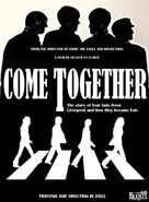 Come Together Beatles biopic logo