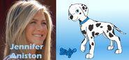 Jennifer Aniston as Misty