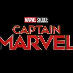 The title card of Captain Marvel (without the word called Tom and Jerry)