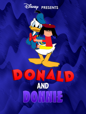 Donald Donnie poster
