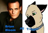 Brian Bloom As Trigger