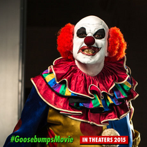 Goosebumps-Clown