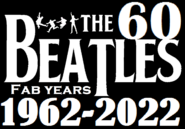 The Beatles 60 Fab Years 1962-2022