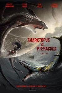 Sharktopus2Poster